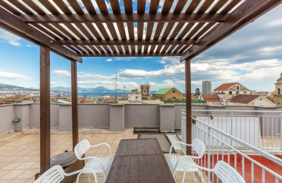 Double Terrace Apartment at Piazza Bellini